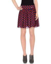 Fiorucci - Mini Skirt - Lyst
