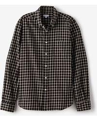 Steven Alan Classic Collegiate Shirt Ls - Lyst