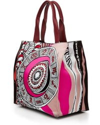 Occasion - Sac À Main En Tissu Dolce & Gabbana wi5F4na