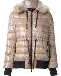 Moncler Ayrolle Padded Jacket - Lyst