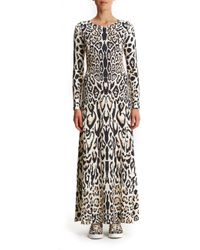 Temperley London   Sherard Long Fitted Dress   Lyst