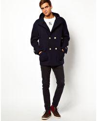 Esprit Wool Coat - Lyst