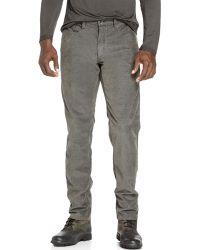 Transit Uomo | Corduroy Trousers | Lyst