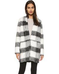 Just Female - Wool Jacket - Lyst