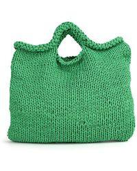 Wool And The Gang Zigazig Shopper - Lyst