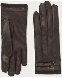 Bally - Cashmere Gloves - Lyst