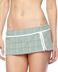 Tory Burch Baleares Skirted Swim Bottom - Lyst