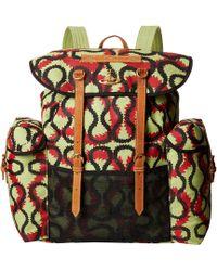 Vivienne Westwood Africa Plaid Weekender multicolor - Lyst