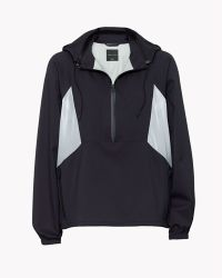 Theory Anorak Ps Coat In Defense black - Lyst