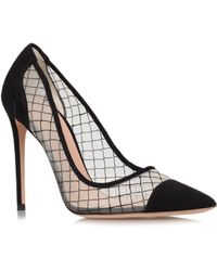 Kurt Geiger Black Sharkie - Lyst