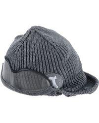 John Galliano Hat - Lyst