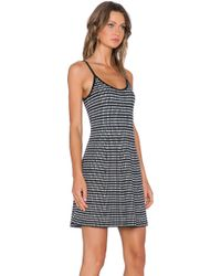 Theory Ofantal Dress black - Lyst