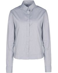 Paco Rabanne Long Sleeve Shirt - Lyst