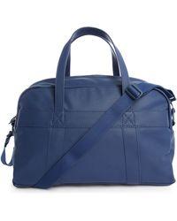 Lacoste | Blue Sport Weekend Duffle Bag | Lyst