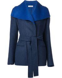 Altuzarra Belted Jacket - Lyst