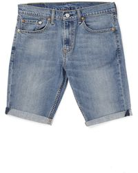 Levi's Denim Shorts 511 Slim Cut Off Pickleweeded - Lyst