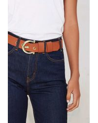 Nasty Gal - The Extra Mile Belt - Lyst