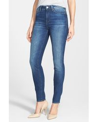 Mavi Jeans Women'S 'Alissa' Stretch Super Skinny Jeans - Lyst