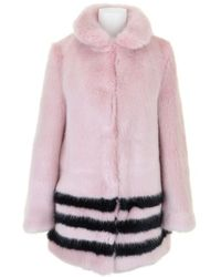 Shrimps Dulcie Faux-Fur Coat - Lyst