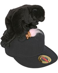 Piers Atkinson - Gorilla and Troll Baseball Hat - Lyst