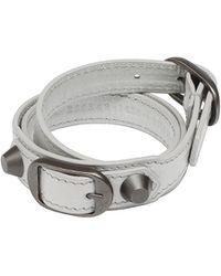 Balenciaga Classic Bracelet Triple Tour - Lyst