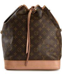 Louis Vuitton Noe Shoulder Bag - Lyst
