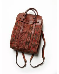 Free People Johannes Backpack - Lyst