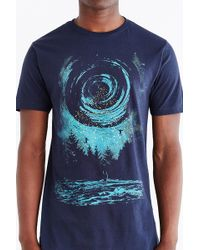 Design By Humans - Multiverse Tee - Lyst