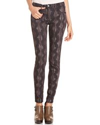 Levi's Skinny Reversible Jeans - Lyst