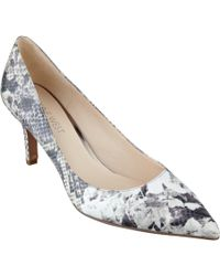 Nine West Andriana Pointed Toe Pumps - Lyst