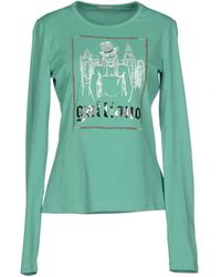 John Galliano T-Shirt - Lyst