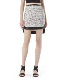 Sachin & Babi Cady Skirt multicolor - Lyst