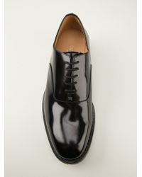 Valentino Classic Oxford Shoes - Lyst