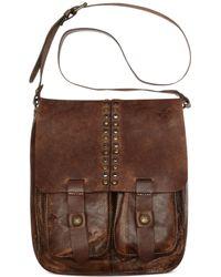 Patricia Nash Vintage Washed Armeno Messenger Bag - Lyst