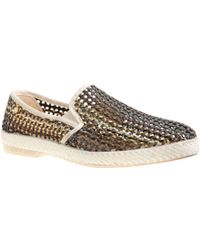 J.Crew Rivieras™ Lord Slip-On Sneakers multicolor - Lyst