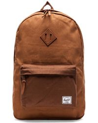 Herschel Supply Co. Select Collection Heritage Backpack - Lyst