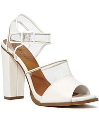 Nasty Gal Shoe Cult Clarity Sandal - Lyst