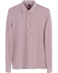 Missoni   Long Sleeve Shirt   Lyst