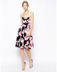 Coast Tiano Rosa Dress - Lyst