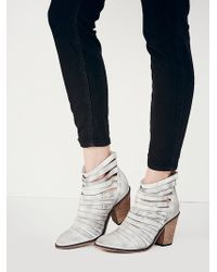Free People Womens Hybrid Heel Boot - Lyst
