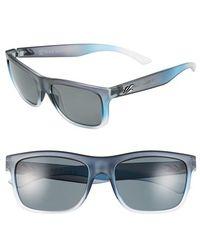 Kaenon | 'clarke' 56mm Polarized Sunglasses - Denim Wash | Lyst