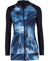 Bodyism I Am Heavenly Printed Jacket - Lyst