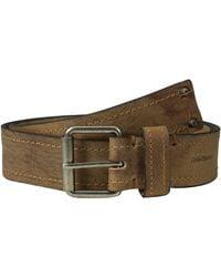 Calvin Klein 40mm Belt W Harness Buckle - Lyst