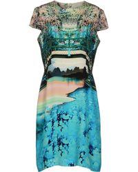 Mary Katrantzou Knee-length Dress - Lyst