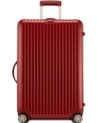 "Rimowa Salsa Deluxe 22"" Multiwheel Domestic Carry-on"