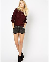 Love - Heart Elbow Patch Jumper - Lyst