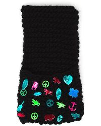 Wool And The Gang - Lots Of Luck Knitted Scarf - Lyst