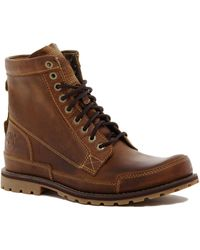 Marvelous Timberland | Earthkeepers Rugged 6 Boots | Lyst