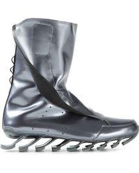 Rick Owens 'Superstar' Boots - Lyst
