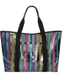 LeSportsac Clear Haven Tote - Lyst